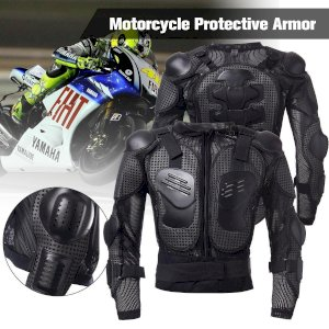 Full Body Armor Jacket For Motorcycle