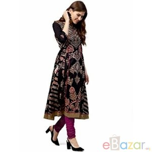 A Line Salwar Suit Set