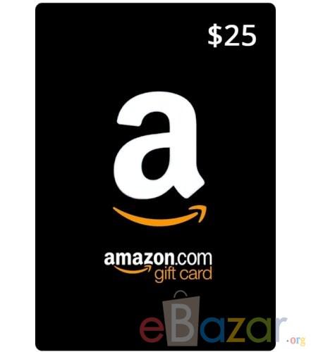 Amazon Gift Card - $25 USA