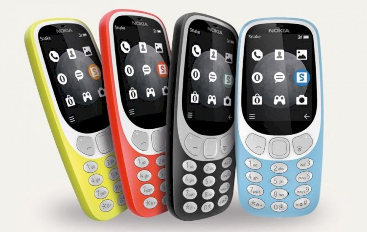 Nokia 3310 4G mobile price in bangladesh