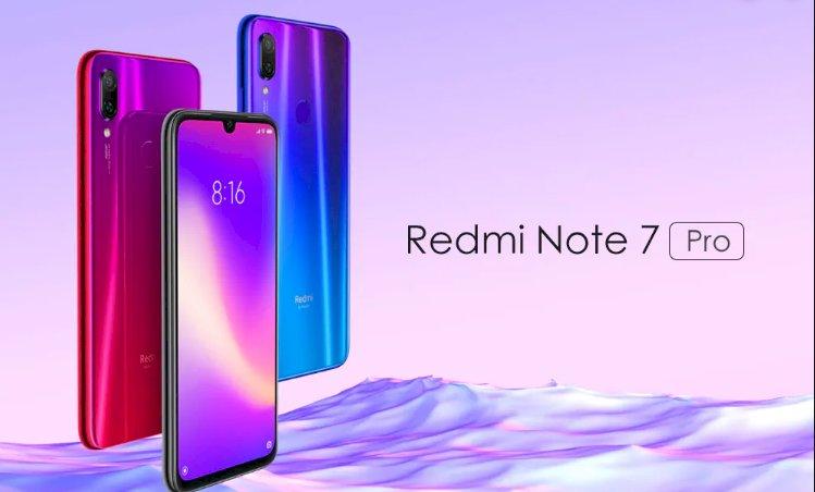রেডমি নোট ৭ প্রো দাম ও স্পেসিফিকেশন   Redmi Note 7 Pro Price and Specifications