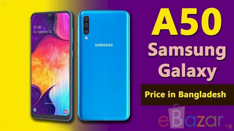 Samsung Galaxy A50 Mobile Price in Bangladesh
