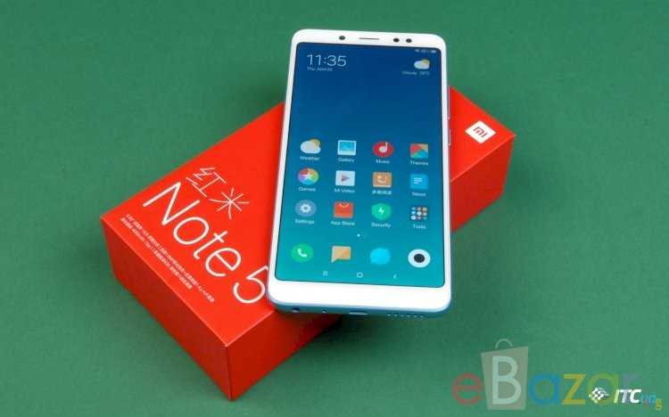 Xiaomi Redmi Note 5 Price in Bangladesh