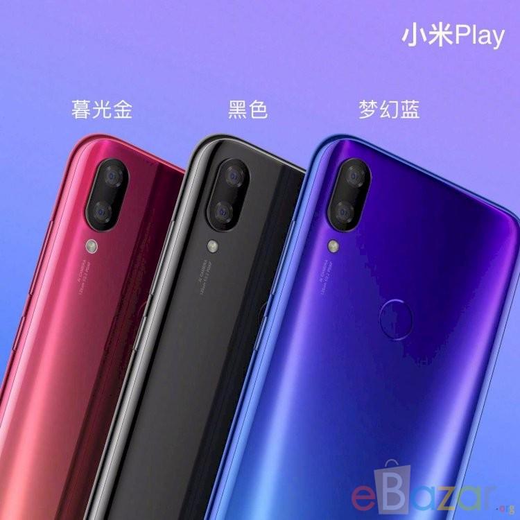 Xiaomi Mi Play Price in Bangladesh