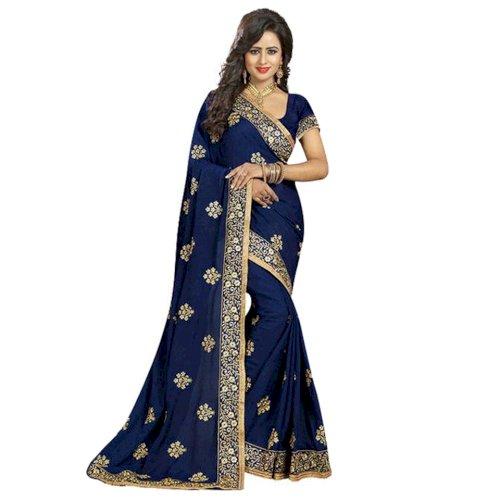 Weightless Jorjet Saree for Women