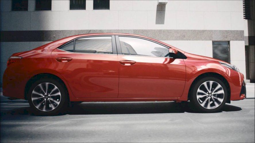 Toyota Corolla Altis Price in Bangladesh