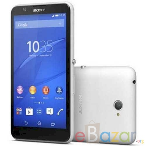 Sony Xperia E4 Price in Bangladesh